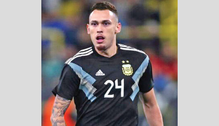 Argentina leave Ocampos out of final Copa America squad