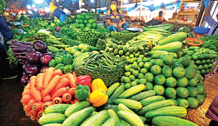 Prices of essentials soar in capital