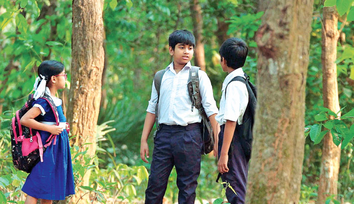 Duronto's new drama serial 'Adbhuture Boighar'