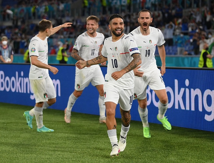 Italy make flying start to Euro 2020 with dominant opening win over Turkey