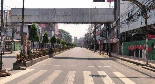 Rajshahi, Khustia under lockdown