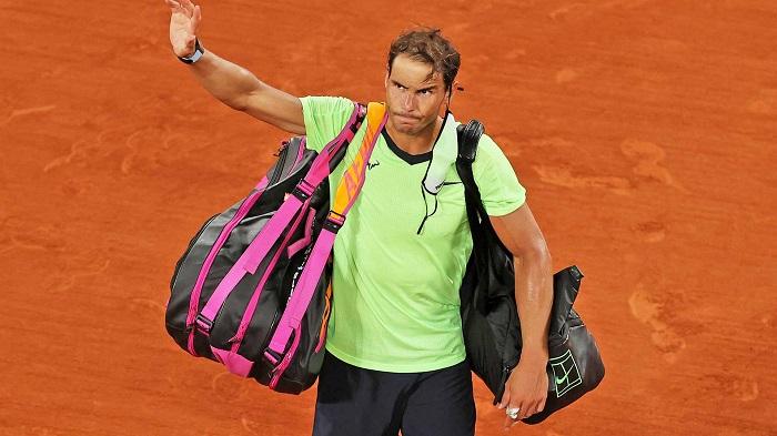 Nadal: 'I Had A Big Chance'