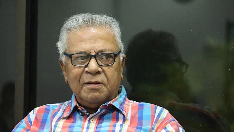 Eminent writer Samaresh Majumdar hospitalised