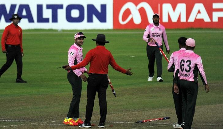 Shakib handed 3-match ban in DPL, Tk 5 lakh compensation