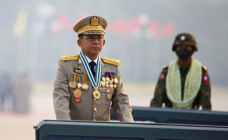 China boosts support for Myanmar army, countering US sanctions
