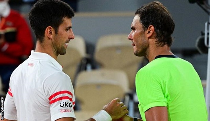 French Open 2021: Novak Djokovic beats Rafael Nadal & faces Stefanos Tsitsipas in final