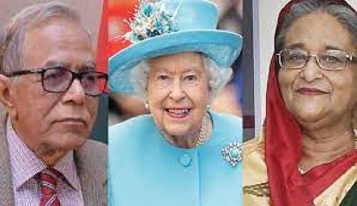President, PM greet British Queen on her birthday