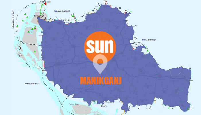 2 dead after being hit by ambulance in Manikganj