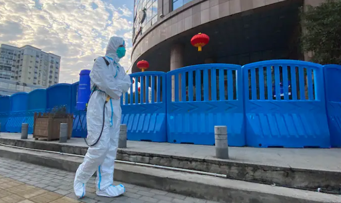 Opinion: China's actions after the virus began matter, too