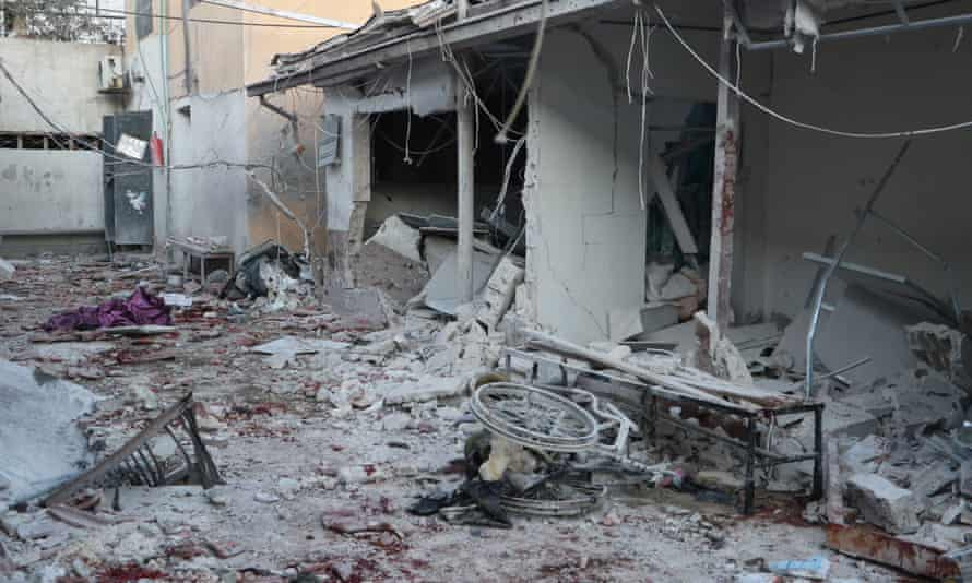 Shelling kills 18 in Syria's rebel-held Afrin: monitor