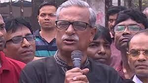 BNP leader Zainul Abedin Faruk hospitalised with Covid-19