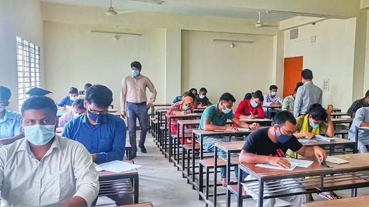 Cumilla University begins exams as per health guidelines