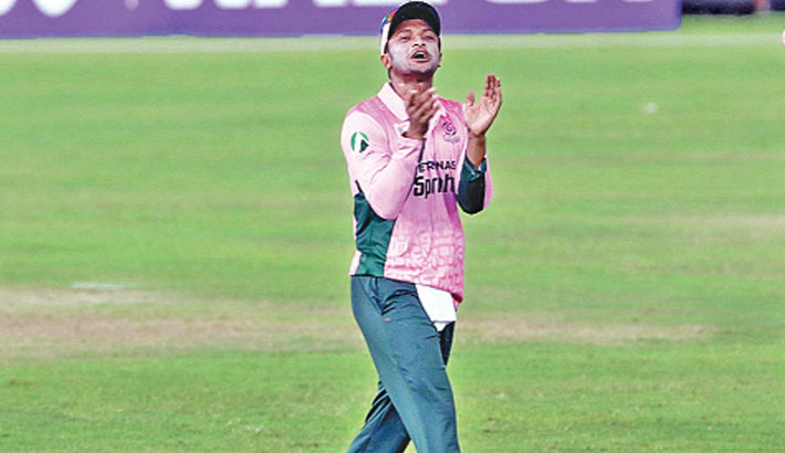 Shakib banned for three DPL matches