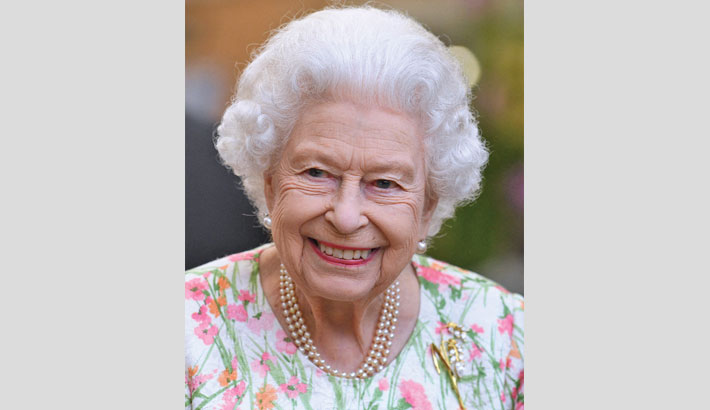 Queen marks her official birthday