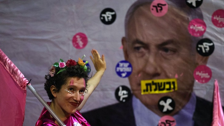 Israel to swear in government, ending Netanyahu's long rule