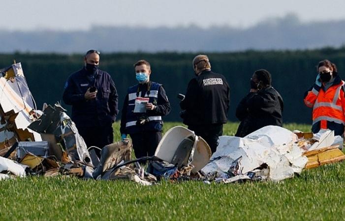 Light-plane crash in France kills three