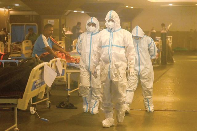Global Covid-19 cases near 176 million