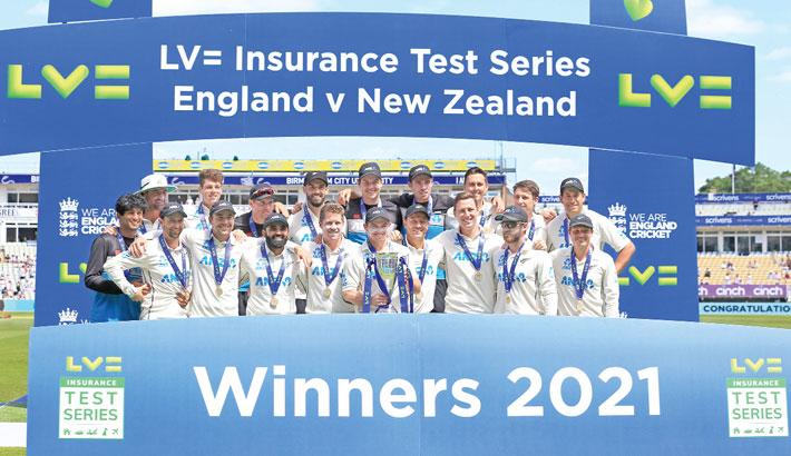 NZ seal memorable series win