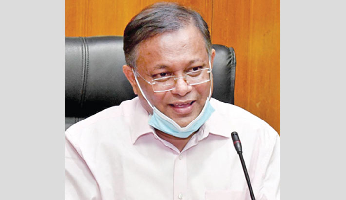 BNP out to cover up Mar mayhem: Hasan