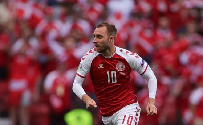 Denmark doctor confirms Eriksen suffered