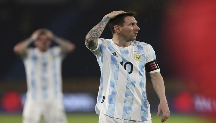 """Messi eyes Copa America for """"biggest dream"""" with Argentina"""