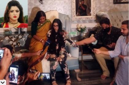 Actress Pori Moni alleges to have fallen victim to rape, assassination plot