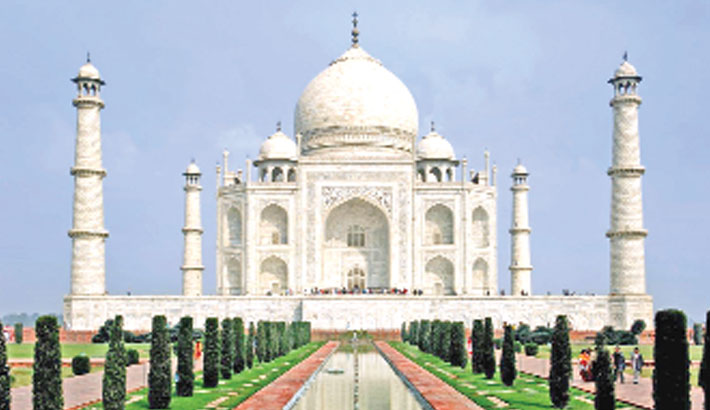 Taj Mahal reopens tomorrow