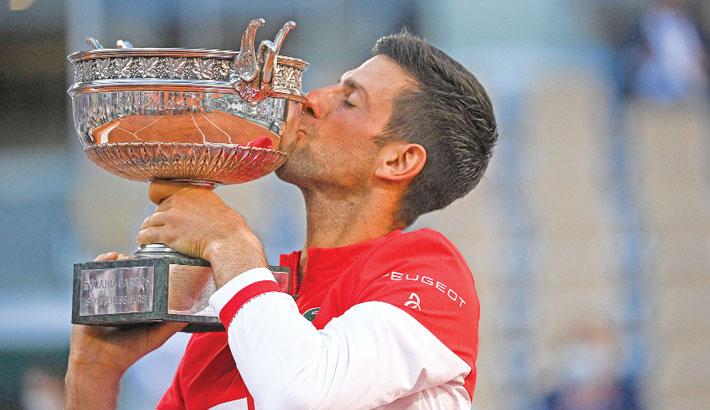 Djokovic targets Golden Grand Slam