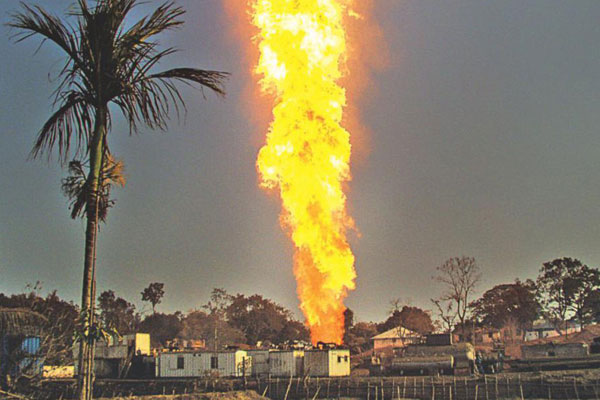New gas field discovered in Zakiganj