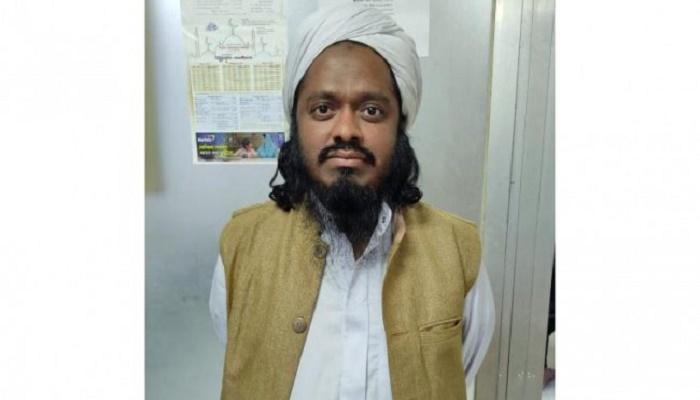Hefazat's ex-organising secretary Azharul Islam held