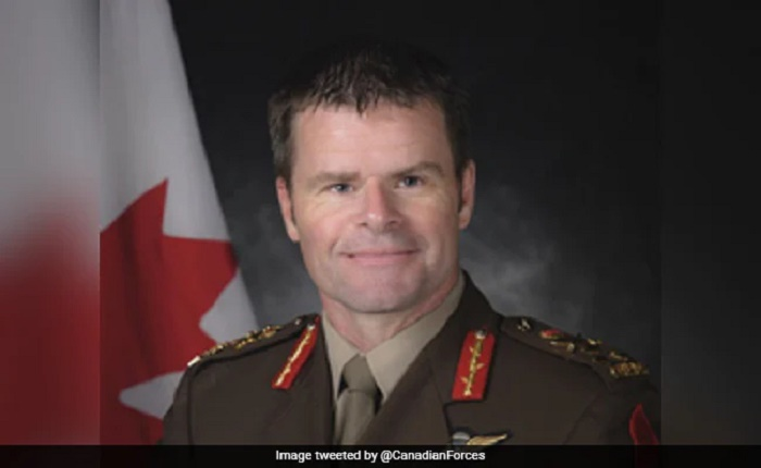 Canada's top military boss resigns after Golf controversy