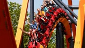 Riders plunge 13 stories on the Jersey Devil