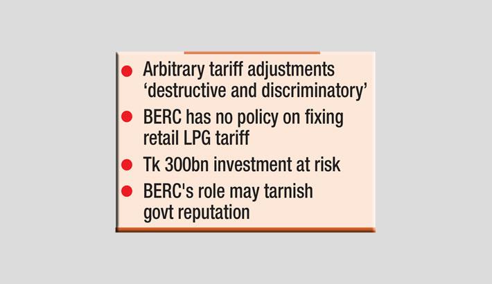 Review LPG tariff
