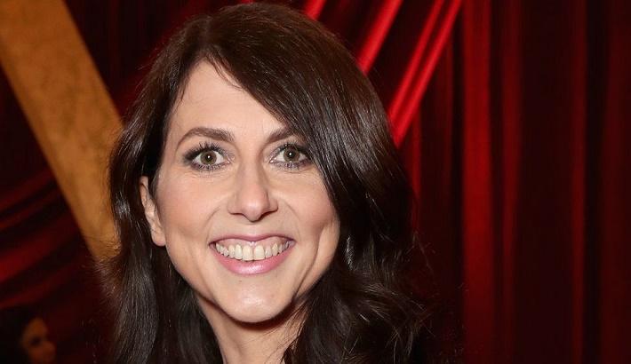 Billionaire Mackenzie Scott gives away £2bn more