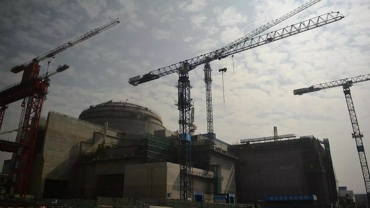 Nuclear reactor problem a new headache for designer and China