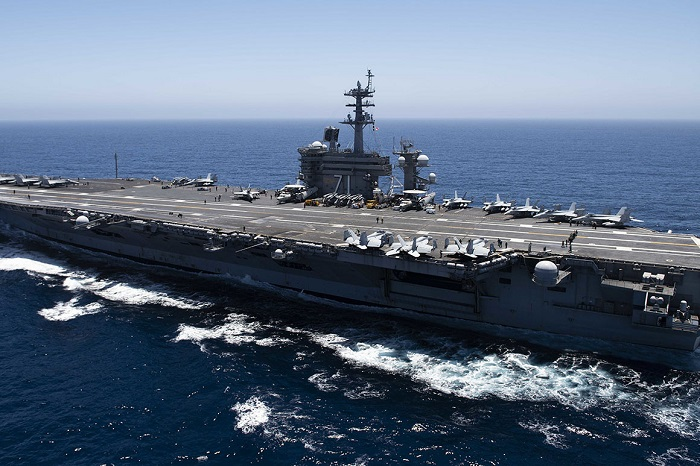 Pentagon considering permanent naval task force to counter China in the Pacific