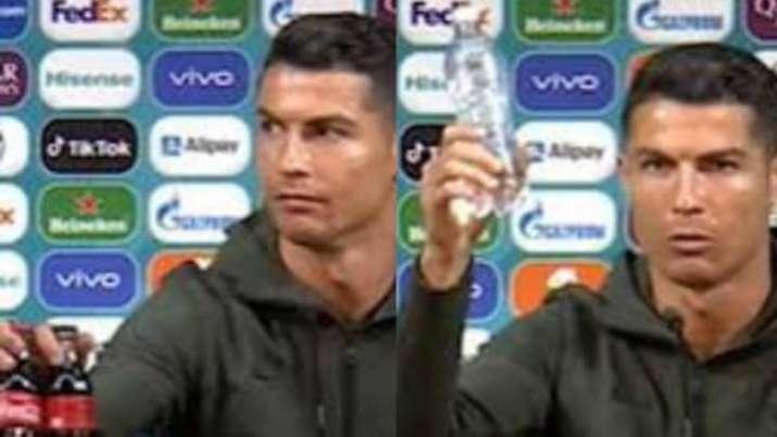 Cristiano Ronaldo's Euro 2020 stunt costs Coca-Cola $4 billion
