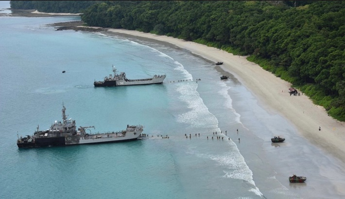 India must bolster efforts to secure Andaman Sea