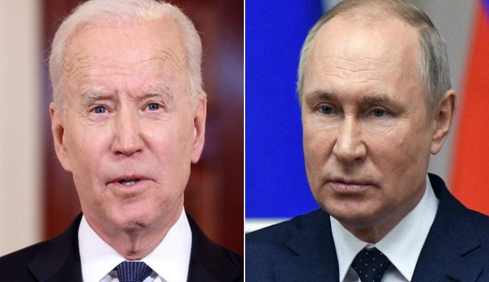 Biden, Putin set for tense Geneva talks