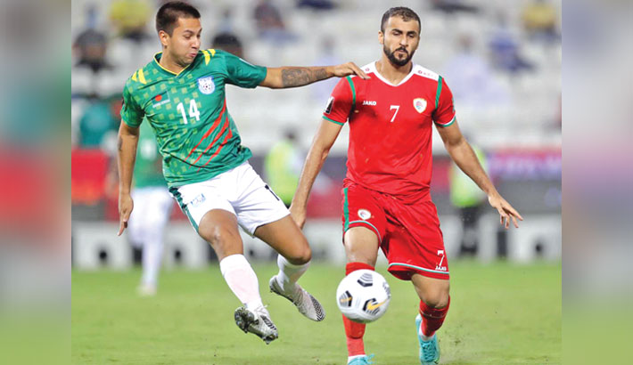 Bangladesh to play Asian Cup qualifiers