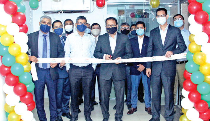 DBH opens customer service centre at Mirpur
