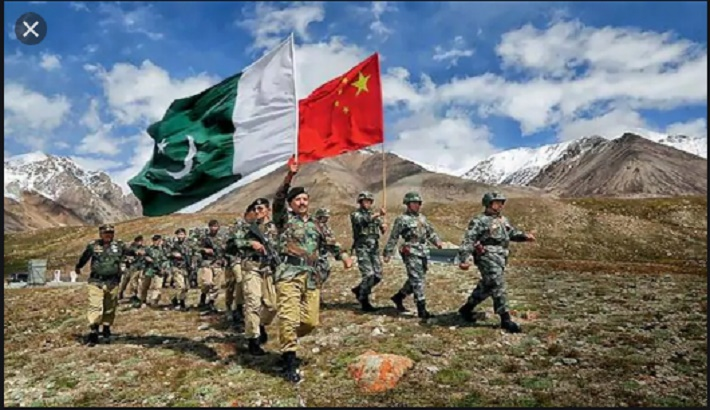 'China may be Pakistan's principal strategic ally'