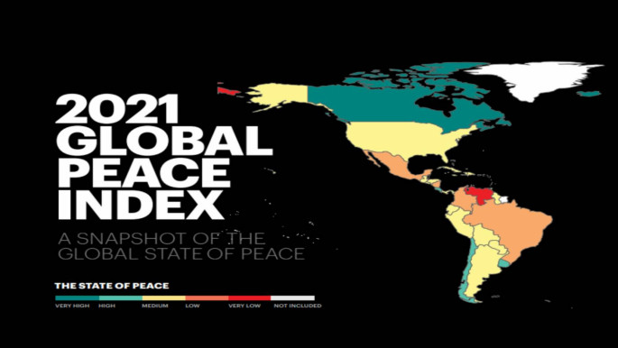 Global Peace Index 2021: Bangladesh 3rd most peaceful in South Asia