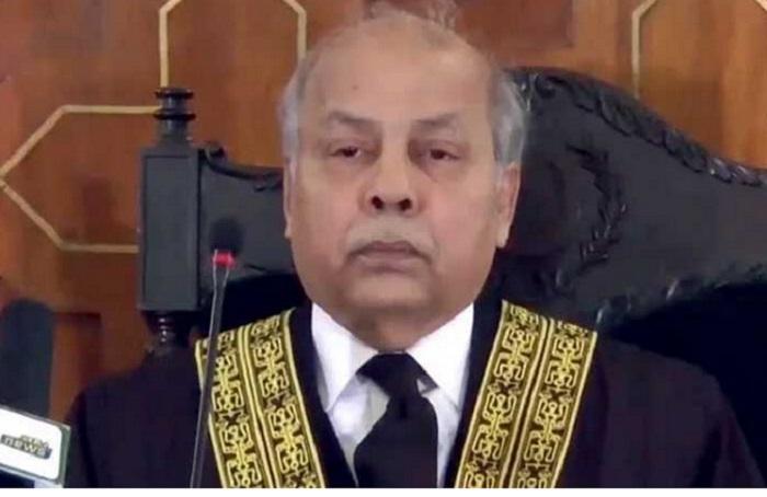 Sindh govt being run from Canada: CJP