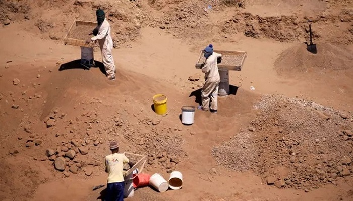 Bodies of 20 suspected illegal miners found near abandoned South Africa goldmine