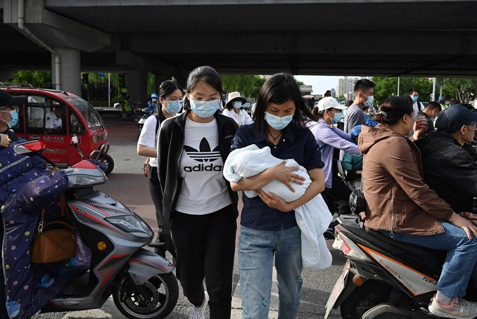 China population: infertility rate rising faster than expected, new reproductive study shows