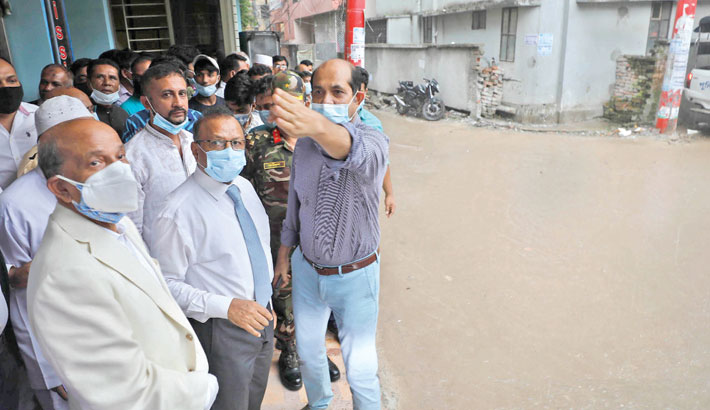 'City corporations working to stop waterlogging'