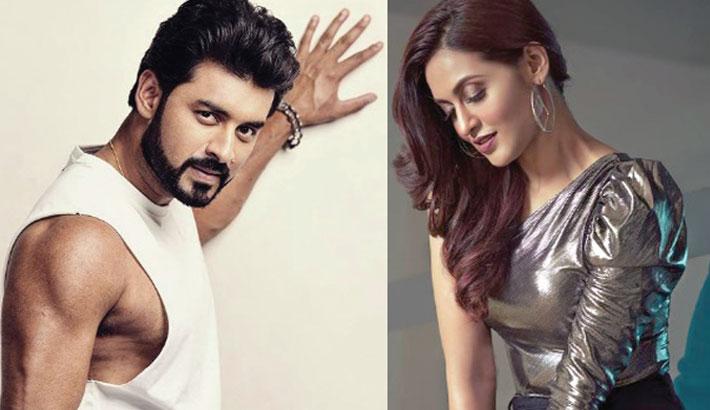 Ankush, Priyanka in Raja Chanda's next