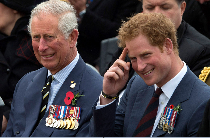 Prince Charles is 'immensely sensitive' and can't handle Harry's criticism of royals