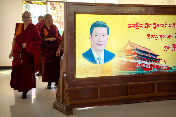China forces transition of Tibetan life without Dalai Lama's influence